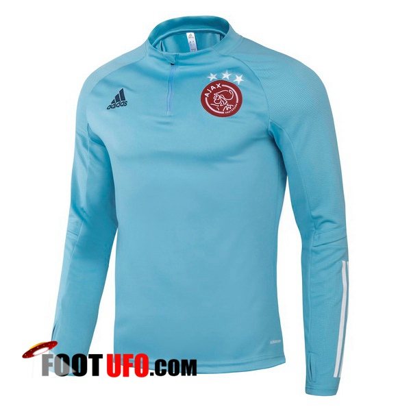 Sweatshirt Training AFC Ajax Bleu 2020/2021