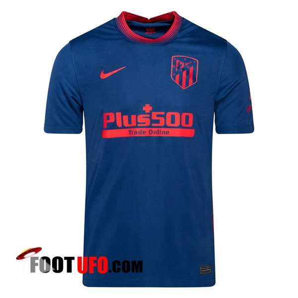 11Foots-fr Maillot de Foot Atletico Madrid Exterieur 2020/2021