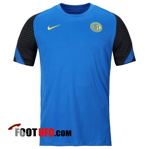 Training T-Shirts Inter Milan Bleu 2020/2021