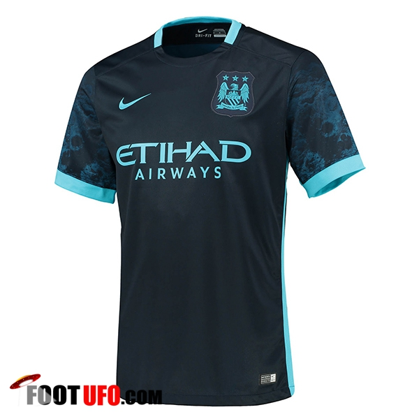 Maillot de Foot Manchester City Third 2015/2016