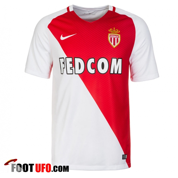 Maillot de Foot AS Monaco Domicile 2015/2016