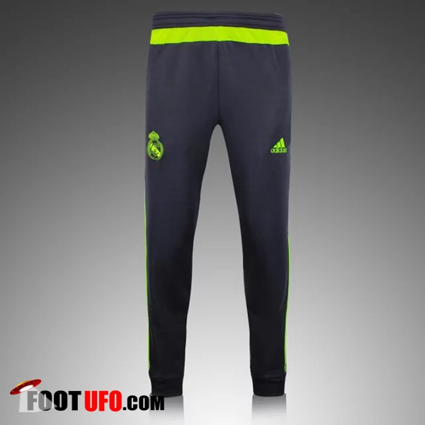 Pantalon Foot Real Madrid Enfant Gris 2015/2016