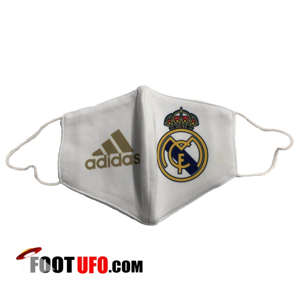 Real Madrid KN95 FFP2 Masques Reutilisable